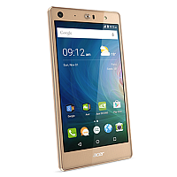 Acer Liquid X2 supports frequency bands GSM ,  HSPA ,  LTE. Official announcement date is  April 2015. The device is working on an Android OS, v5.1 (Lollipop) with a Octa-core 1.3 GHz Corte