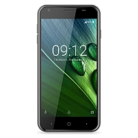 Acer Liquid Z6 supports frequency bands GSM ,  HSPA ,  LTE. Official announcement date is  August 2016. The device is working on an Android OS, v6.0 (Marshmallow) with a Quad-core 1.25 GHz