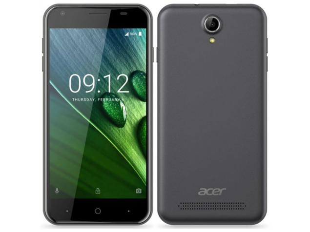 Acer Liquid Z6 - description and parameters