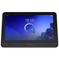 Alcatel Smart Tab 7 doesn't have a GSM transmitter, it cannot be used as a phone. Official announcement date is  September 2019. The device is working on an Android 9.0 (Pie) with a Quad-co