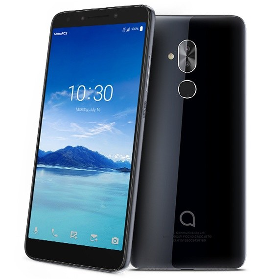 Alcatel 7 TA-1041 - description and parameters