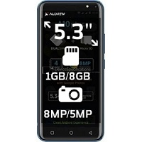 Allview A10 Plus supports frequency bands GSM and HSPA. Official announcement date is  November 2018. The device is working on an Android 8.1 Oreo (Go edition) with a Quad-core 1.3 GHz Cort