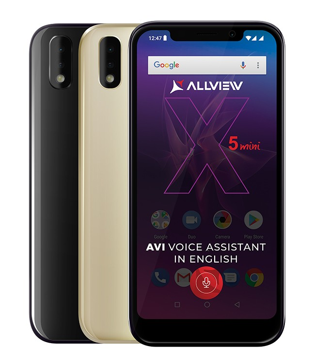Allview Soul X5 Mini - description and parameters