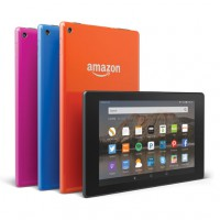Amazon Fire HD 8 doesn't have a GSM transmitter, it cannot be used as a phone. Official announcement date is  September 2015. The device is working on an Android OS (customized) with a Quad