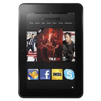 Amazon Kindle Fire HD 8.9 LTE supports frequency bands GSM ,  HSPA ,  LTE. Official announcement date is  September 2012. The device is working on an Android OS, v4.0 (customized) with a Du