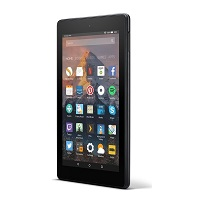 Amazon Fire 7 (2017) doesn't have a GSM transmitter, it cannot be used as a phone. Official announcement date is  May 2017. The device is working on an Customized Android 5.1 (Lollipop) wit