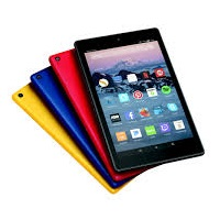 Amazon Fire HD 8 (2017) doesn't have a GSM transmitter, it cannot be used as a phone. Official announcement date is  May 2017. The device is working on an Customized Android 5.1 (Lollipop)