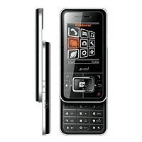 Amoi E76 supports GSM frequency. Official announcement date is  2007. Operating system used in this device is a Microsoft Windows Mobile 5.0 Phone Edition. Amoi E76 has 64 MB of built-in me