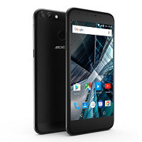 Archos 55 Graphite supports frequency bands GSM ,  HSPA ,  LTE. Official announcement date is  February 2017. The device is working on an Android OS, v7.0 (Nougat) with a Quad-core 1.5 GHz