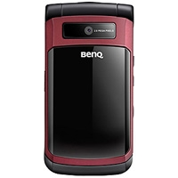 BenQ E55 supports frequency bands GSM and UMTS. Official announcement date is  July 2008. The phone was put on sale in July 2008. BenQ E55 has 45 MB of built-in memory. The main screen size