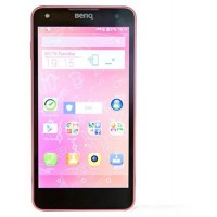 BenQ F52 supports frequency bands GSM ,  HSPA ,  LTE. Official announcement date is  May 2015. The device is working on an Android OS, v5.0 (Lollipop) with a Quad-core 1.5 GHz Cortex-A53 &