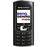BenQ-Siemens A58 supports GSM frequency. Official announcement date is  May 2006. BenQ-Siemens A58 has 6.5 MB of built-in memory.