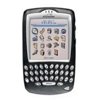 BlackBerry 7730 supports GSM frequency. Official announcement date is  first quarter 2004. Operating system used in this device is a BlackBerry OS and  2 MB RAM memory. BlackBerry 7730 has
