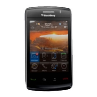 BlackBerry Storm2 9520 supports frequency bands GSM and HSPA. Official announcement date is  October 2009. Operating system used in this device is a BlackBerry OS. BlackBerry Storm2 9520 ha