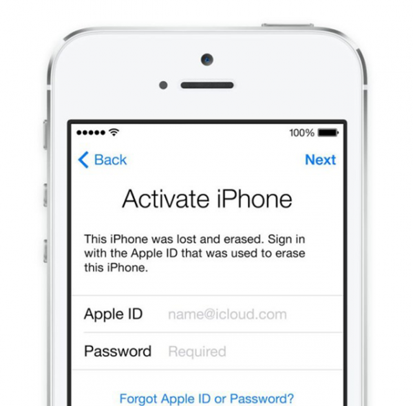 Activation lock status (Find my iPhone) | IMEI24 com