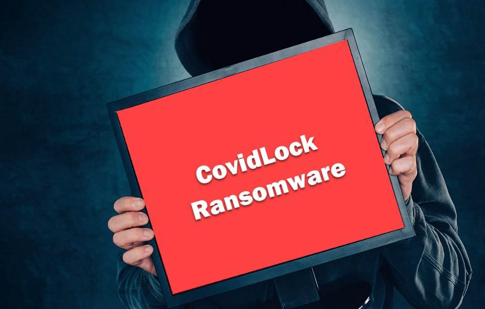 Beware of a new coronavirus malware app - CovidLock - Virus