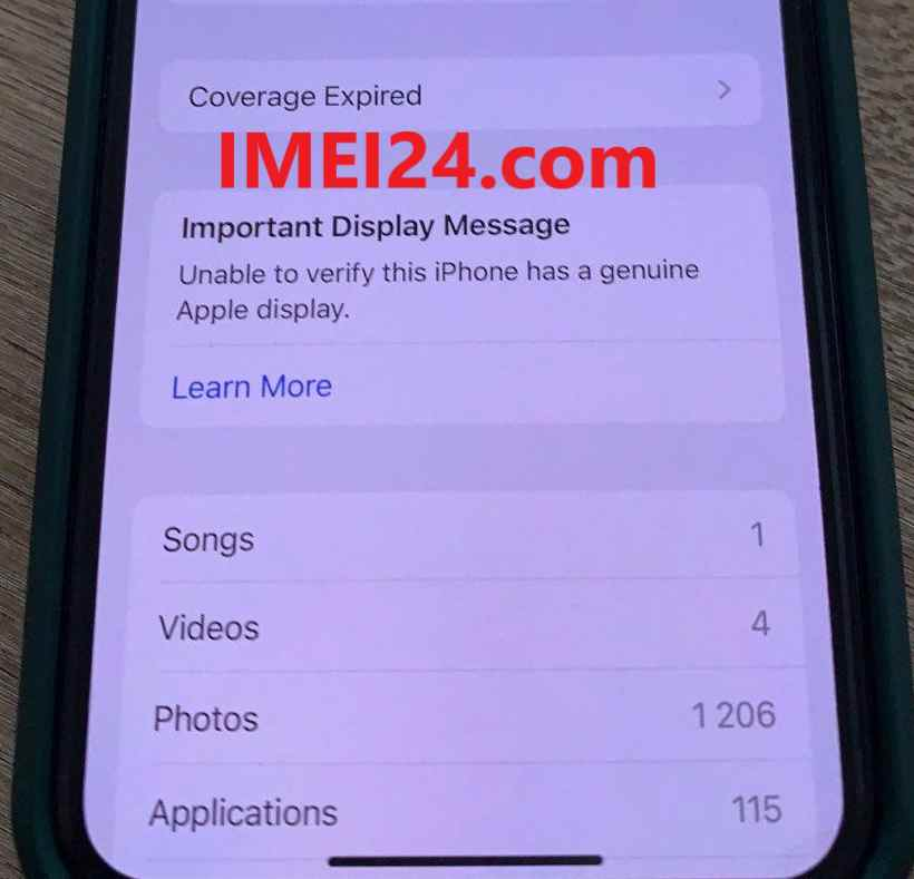 If your iPhone had a display replacement, you need to watch out for iOS 15