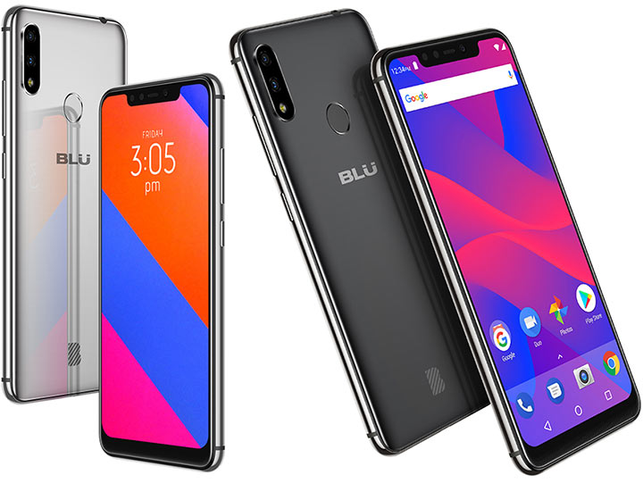 BLU Vivo XI - description and parameters