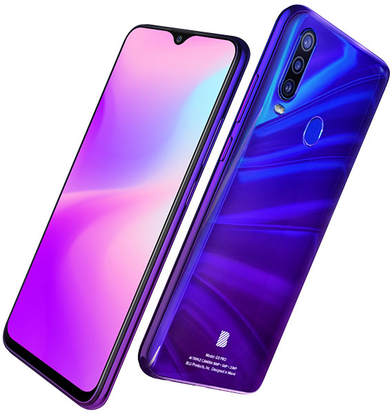BLU G9 Pro - description and parameters