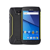BLU Tank Xtreme Pro supports frequency bands GSM ,  HSPA ,  LTE. Official announcement date is  July 2017. The device is working on an Android 7.0 (Nougat) with a Quad-core 1.5 GHz processo
