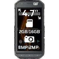 Cat S31 supports frequency bands GSM ,  HSPA ,  LTE. Official announcement date is  September 2017. The device is working on an Android 7.0 (Nougat) with a Quad-core 1.3 GHz Cortex-A7 proce