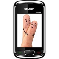 Celkon C5055 supports GSM frequency. Official announcement date is  2014. The main screen size is 2.8 inches  with 240 x 320 pixels  resolution. It has a 143  ppi pixel density. The screen