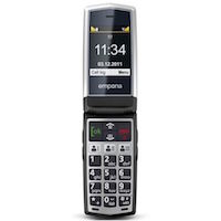 Emporia Click Plus supports frequency bands GSM and HSPA. Official announcement date is  2014. Emporia Click Plus has 20 MB of internal memory. This device has a Qualcomm QSC6240 chipset. T