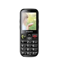 Emporia Eco supports GSM frequency. Official announcement date is  2014. Emporia Eco has 16 MB of internal memory. This device has a Mediatek MT6260M chipset. The main screen size is 2.2 in