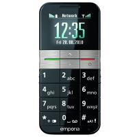 Emporia Elegance Plus supports GSM frequency. Official announcement date is  2012. Emporia Elegance Plus has 0.3 MB of internal memory. This device has a Infineon PMB7880 chipset. The main