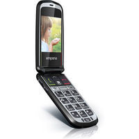 Emporia Glam supports GSM frequency. Official announcement date is  March 2014. Emporia Glam has 8 MB of internal memory. This device has a Mediatek MT6260A chipset. The main screen size is