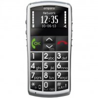 Emporia Talk Comfort Plus supports GSM frequency. Official announcement date is  2013. Emporia Talk Comfort Plus has 0.4 MB of internal memory. This device has a Infineon PMB7900 (ULC3) chi