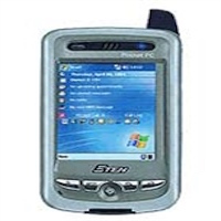 Eten P300B supports GSM frequency. Official announcement date is  second quarter 2004. The device is working on an Microsoft Windows Mobile 2003 PocketPC with a Samsung 2410 200 MHz process
