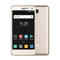 Haier G51 supports frequency bands GSM ,  HSPA ,  LTE. Official announcement date is  2017. The device is working on an Android 7.0 (Nougat) with a Quad-core 1.25 GHz Cortex-A53 processor a