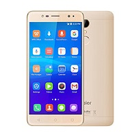 Haier L7 supports frequency bands GSM ,  HSPA ,  LTE. Official announcement date is  2017. The device is working on an Android 7.1 (Nougat) with a Octa-core 1.4 GHz Cortex-A53 processor and