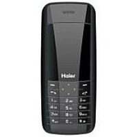 Haier M150 supports GSM frequency. Official announcement date is  2010. The phone was put on sale in  2010.