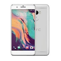 HTC One X10 supports frequency bands GSM ,  HSPA ,  LTE. Official announcement date is  April 2017. The device is working on an Android OS with a Octa-core (4x1.8 GHz Cortex-A53 & 4x1.0 GHz