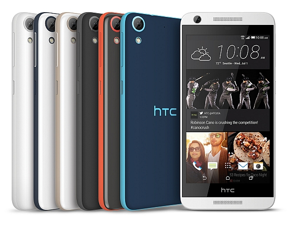 HTC Desire 626 2PVG100 - opis i parametry