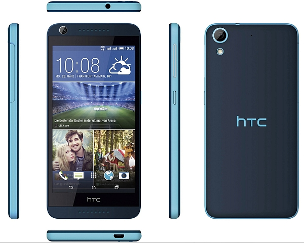 HTC Desire 626G+ - description and parameters