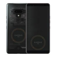 HTC Exodus 1s supports frequency bands GSM ,  HSPA ,  LTE. Official announcement date is  October 2019. The device is working on an Android 8.1 (Oreo) with a Octa-core 1.4 GHz Cortex-A53 pr