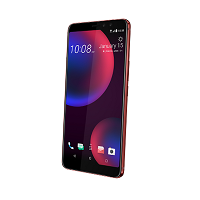 HTC U11 Eyes supports frequency bands GSM ,  HSPA ,  LTE. Official announcement date is  January 2018. The device is working on an Android 8.0 (Oreo) with a Octa-core processor and  4 GB RA