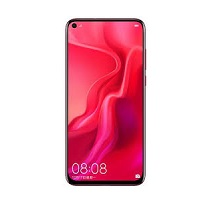 Huawei nova 4 supports frequency bands GSM ,  HSPA ,  LTE. Official announcement date is  December 2018. The device is working on an Android 9.0 (Pie); EMUI 9 with a Octa-core (4x2.4 GHz Co