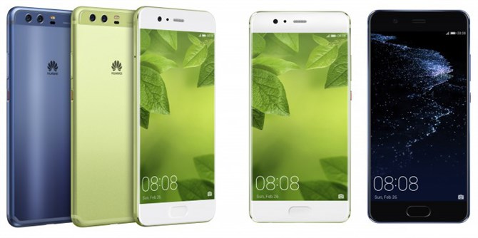 Huawei P10 VTR-AL00 - description and parameters