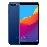 Huawei Honor 7A supports frequency bands GSM ,  HSPA ,  LTE. Official announcement date is  April 2018. The device is working on an Android 8.0 (Oreo) with a Octa-core (4x1.4 GHz Cortex-A53