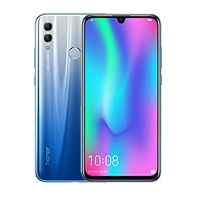 Huawei Honor 10 Lite supports frequency bands GSM ,  HSPA ,  LTE. Official announcement date is  November 2018. The device is working on an Android 9.0 (Pie) with a Octa-core (4x2.2 GHz Cor