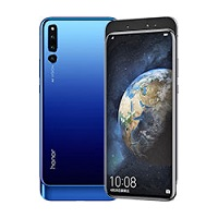Huawei Honor Magic 2 supports frequency bands GSM ,  CDMA ,  HSPA ,  LTE. Official announcement date is  October 2018. The device is working on an Android 9.0 (Pie) with a Octa-core (2x2.6