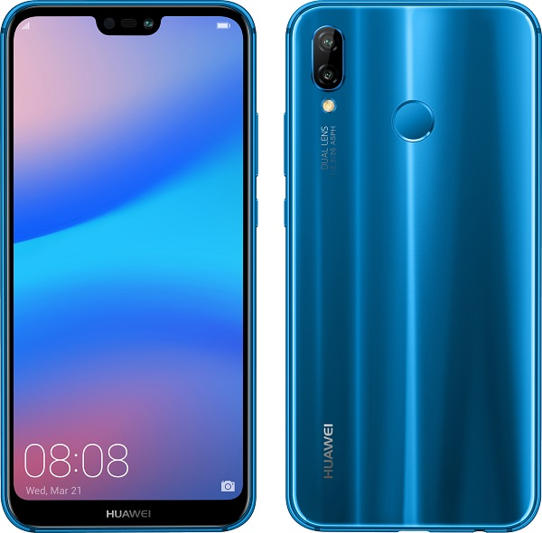 Huawei P20 lite S5E-TL00 - description and parameters