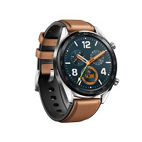 Huawei Watch GT doesn't have a GSM transmitter, it cannot be used as a phone. Official announcement date is  October 2018. Huawei Watch GT has 4 GB of internal memory. The main screen size