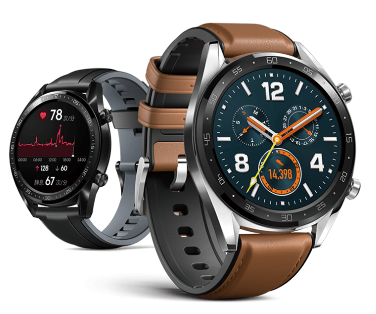 Huawei Watch GT - opis i parametry