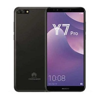 Huawei Y7 Pro (2018) supports frequency bands GSM ,  HSPA ,  LTE. Official announcement date is  March 2018. The device is working on an Android 8.0 (Oreo) with a Octa-core 1.4 GHz Cortex-A