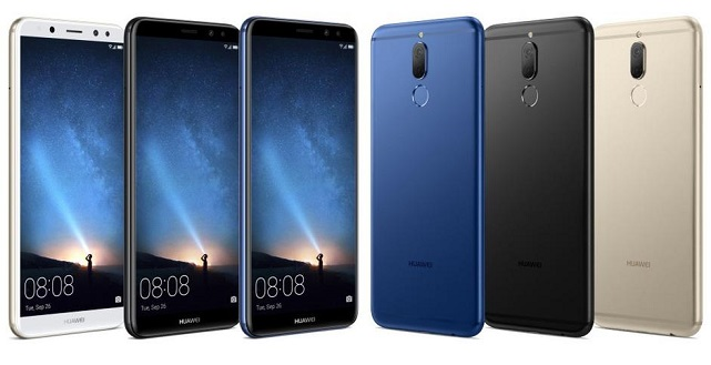 Huawei Mate 10 Lite RNE-L23 - description and parameters
